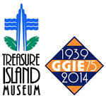 treasure island museum association ggie logo